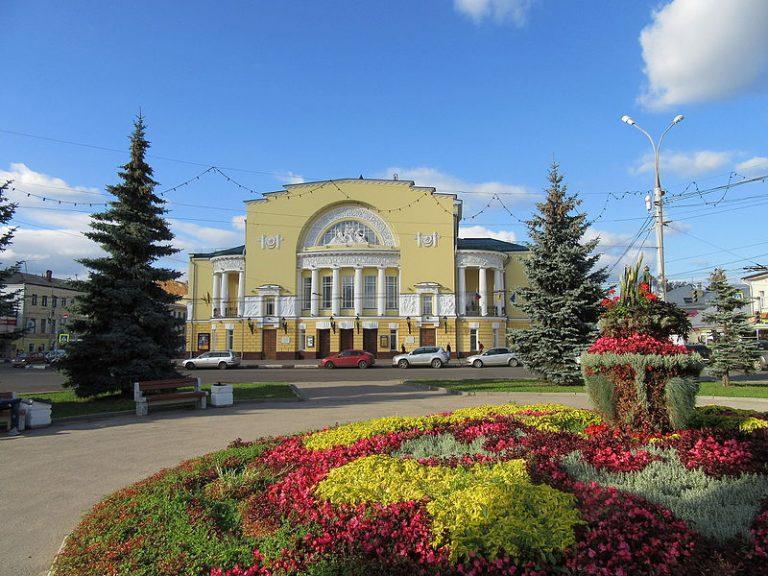 Волковский открывает театральный сезон