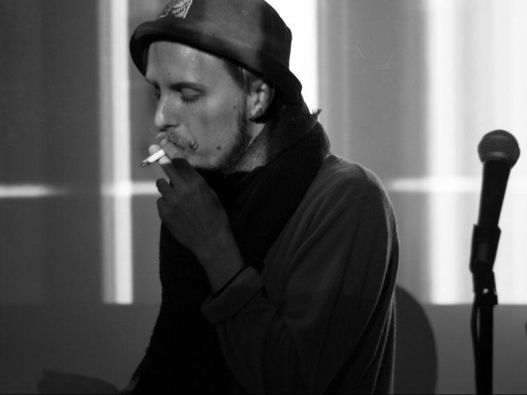 Поэтический вечер Константина Патова: культурная программа на выходные