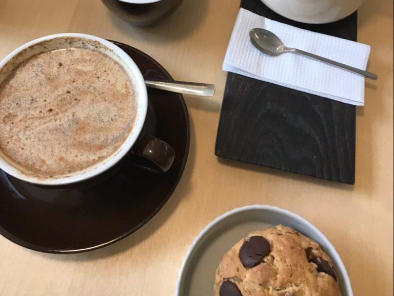 Поэзия и кофе