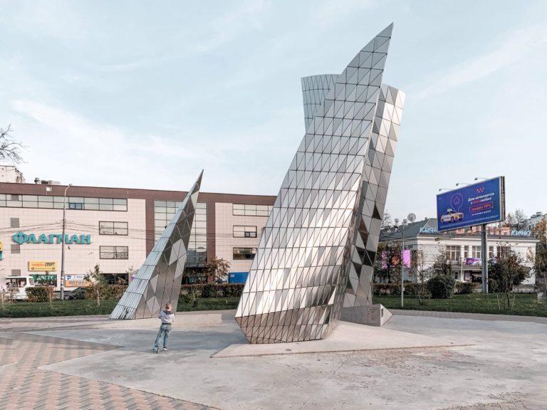 Современная архитектура Ярославля: как создавался памятник Комсомолу