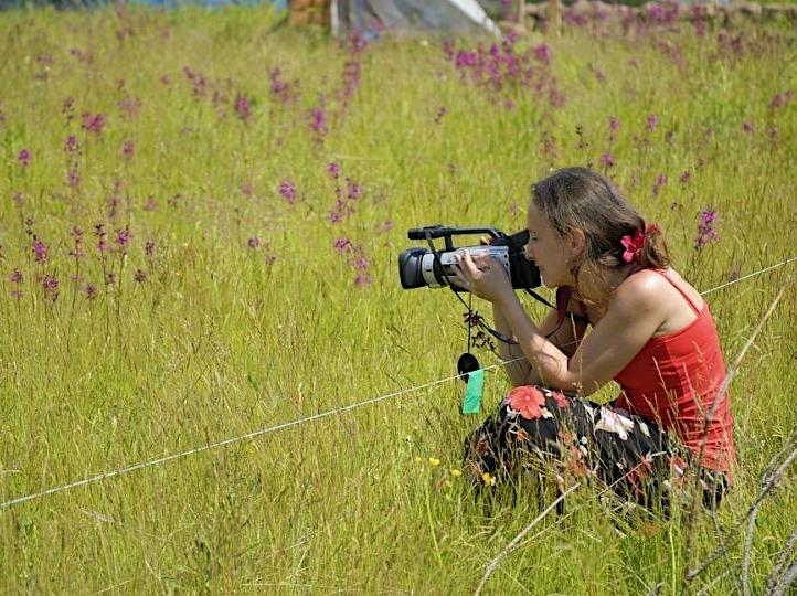 «Захотелось движухи»: Мария Сандлер – о съемке документального кино и своей киномастерской