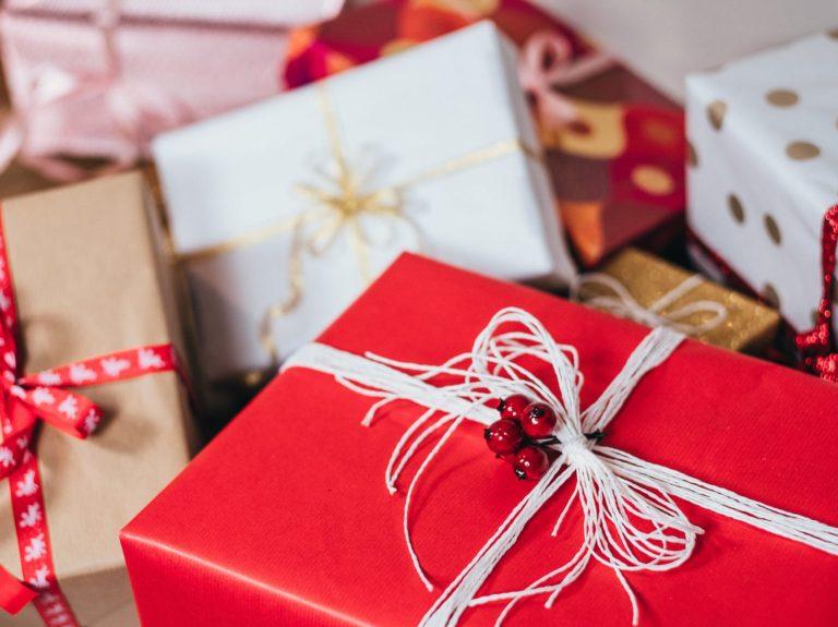 Пять идей новогодних подарков