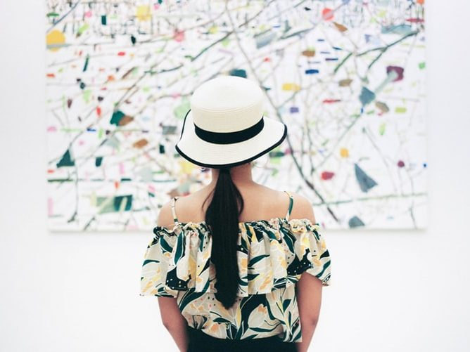 Art non-stop: современное искусство и его авторы